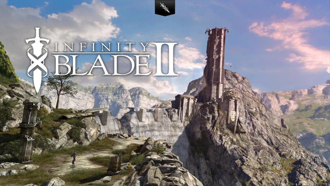 Infinity Blade II получил гигантский приток пользователей после промо Apple