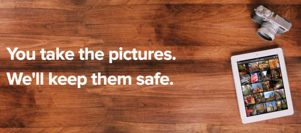 "Picturelife - храним фотоснимки в защищенном ""облаке"""