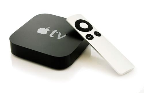 Apple TV может покупать музыку
