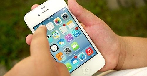 Шесть крупных визуальных изменений в iOS 7 Beta 3