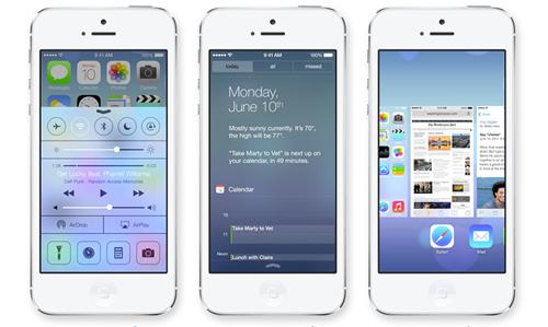 Apple выпустит iOS 7 beta 3 для iPhone и iPad 8 июля