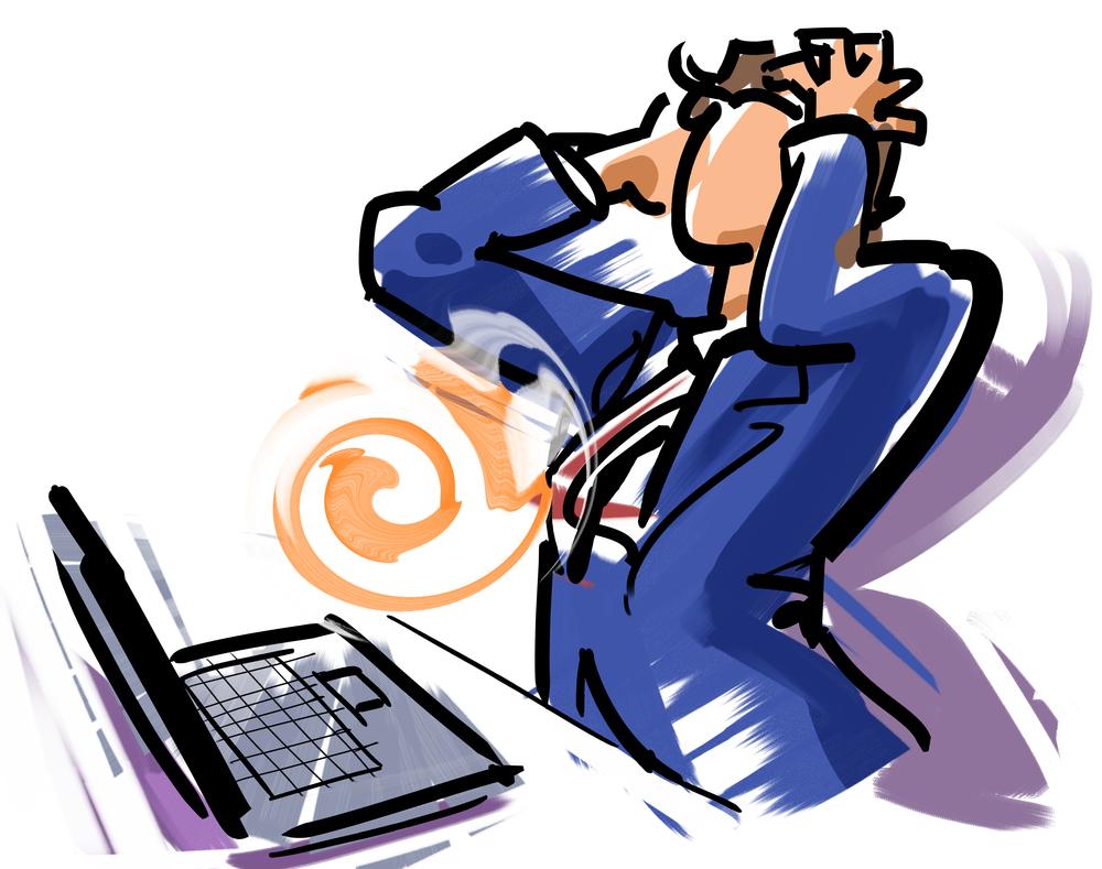 4 признака, что вы слишком много работаете, и что с этим делать