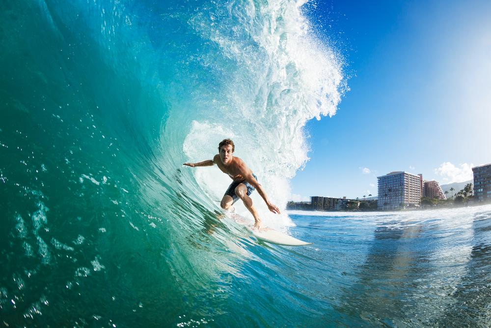 Радикально меняем свою жизнь при помощи серфинга + ТОП-5 лучших мест для этого