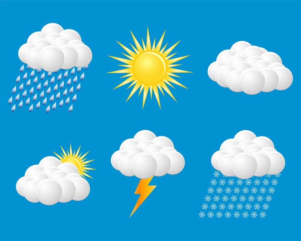 5 необычных погодных приложений для Android