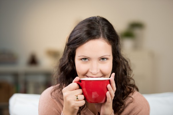 холодный крепкий кофе