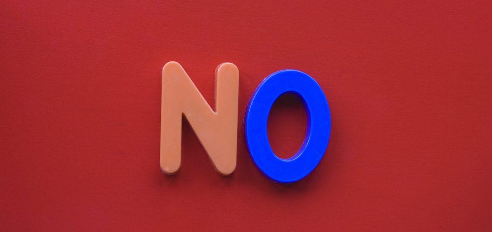 Истинно творческие люди очень часто говорят «нет»