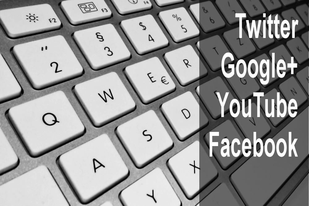 ИНФОГРАФИКА: Горячие клавиши для популярных социальных сетей