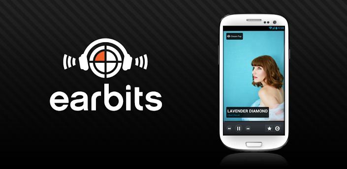 Earbits Radio — откройте для себя новые имена в музыке (Android)