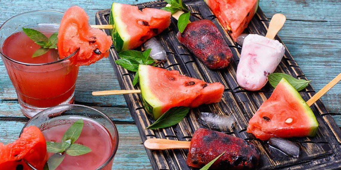 10 очень необычных рецептов с арбузом