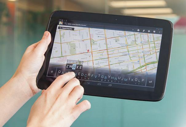 Необычная клавиатура Minuum для Android доступна в Google Play