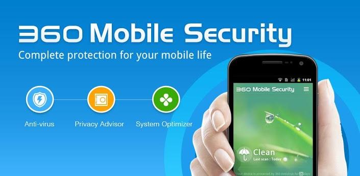 360 Mobile Security: пора защитить свой Android