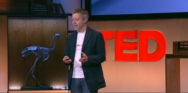 ВИДЕО: Тим Браун о дизайне и о том, почему дизайнерам стоит смотреть на вещи более широко