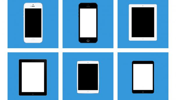 Оформляем красиво скриншоты, сделанные с мобильных устройств.