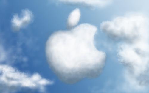 как переместить фото в облако apple