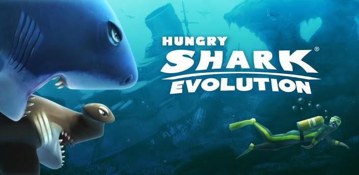 Hungry Shark Evolution: кровожадная акула выходит на охоту