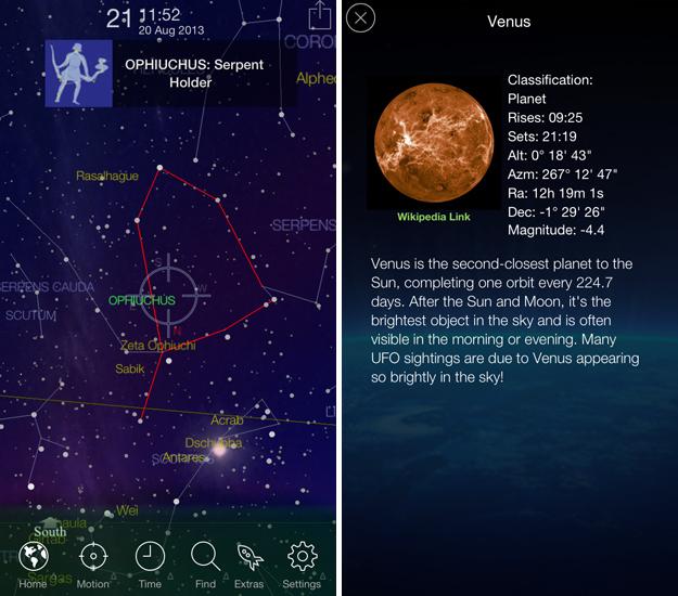 iOS, ты просто космос: 10 лучших приложений для любителей космоса