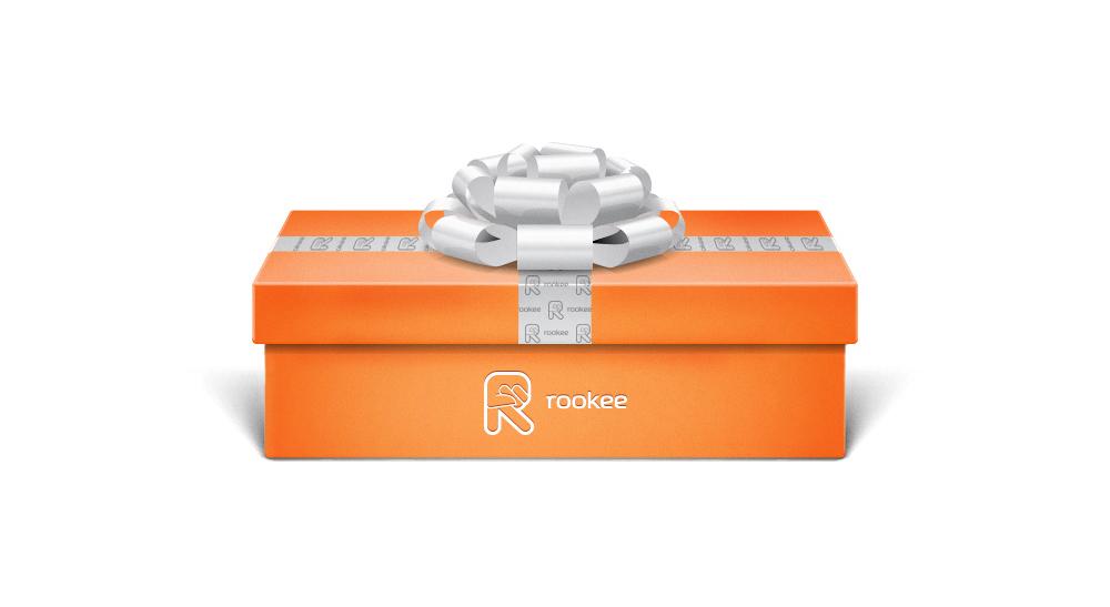 Сервис ROOKEE дарит подарки!
