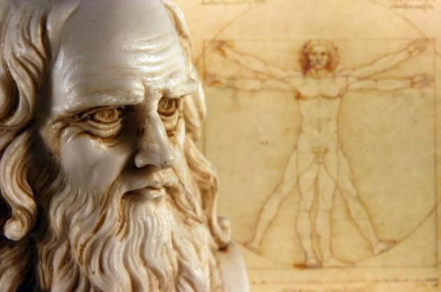 Леонардо да Винчи: портрет