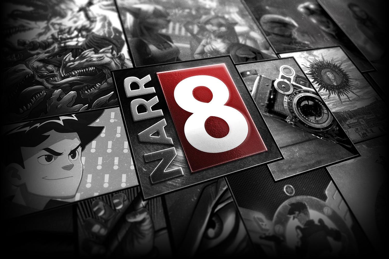 Обзор: NARR8 — больше, чем просто чтение: интерактивные сериалы на вашем мобильном устройстве