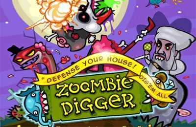 Zoombie Digger: могилки для зверят