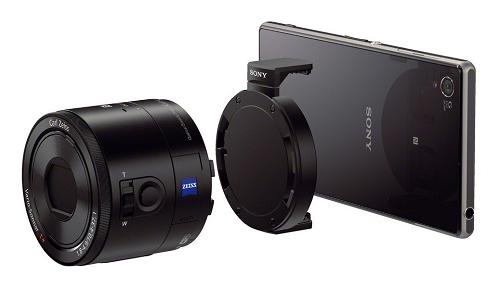 «Камеры-объективы» от Sony – новый принцип сосущестования смартфонов и фотокамер