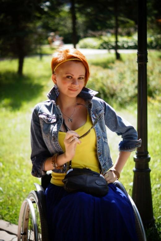 Настя Виноградова