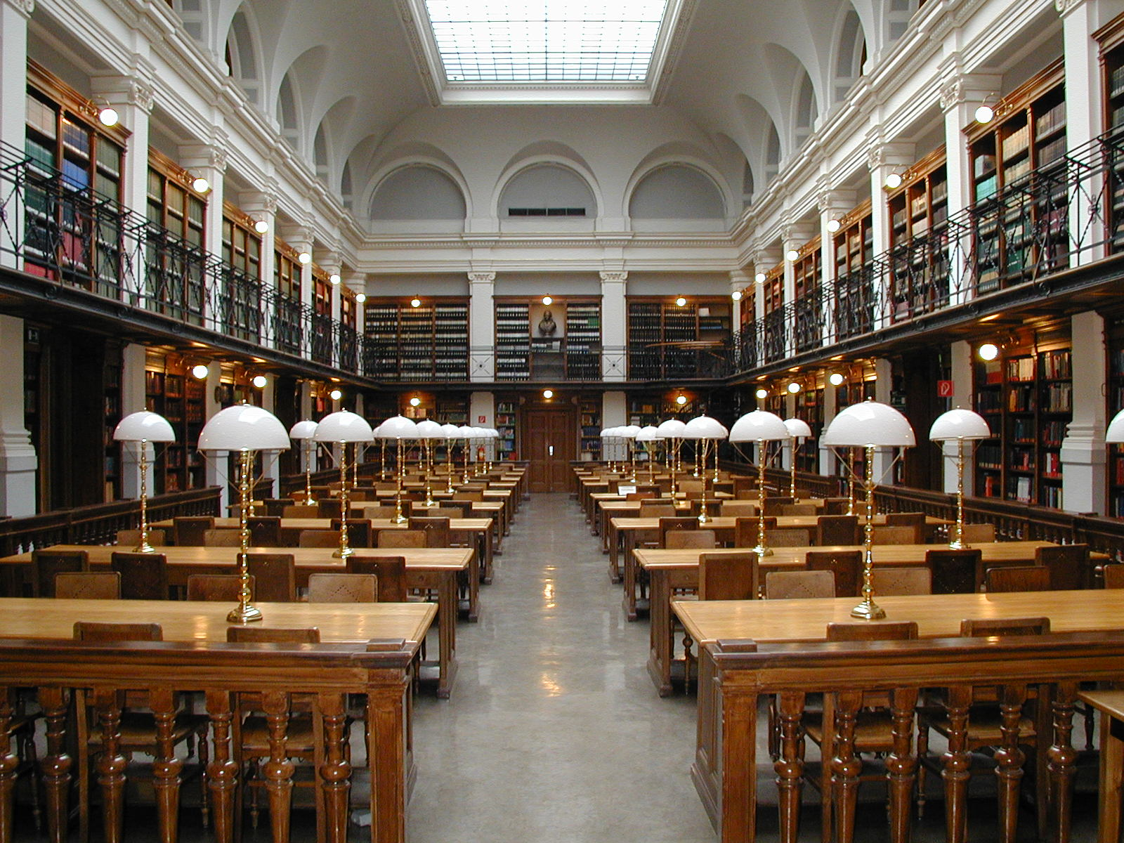 Библиотека — лучшая альтернатива коворкингу!