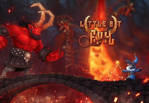 Little Bit Evil — новый крутой tower defense в стиле фентези