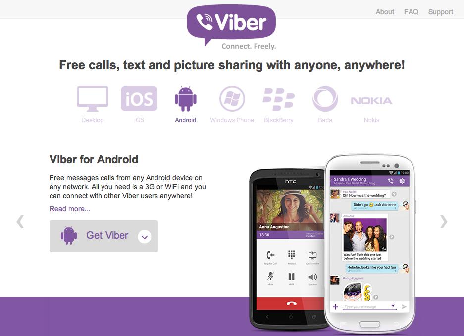 Почему в нашей семье Viber (Вайбер) заменил обычный телефон