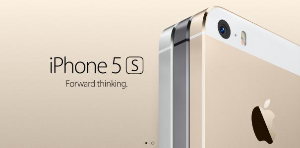iPhone 5s во всей красе!