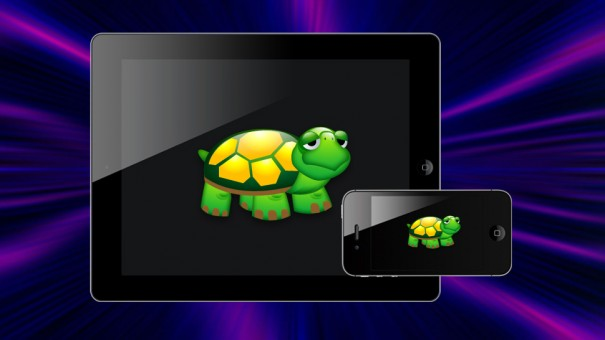 turtle iphone