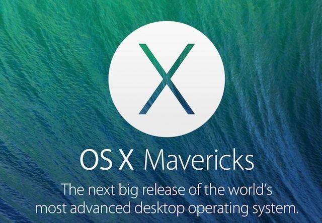 Отличные обои для рабочего стола OS X Mavericks
