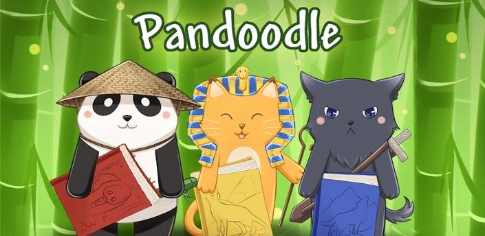 Pandoodle: занимательное рисование