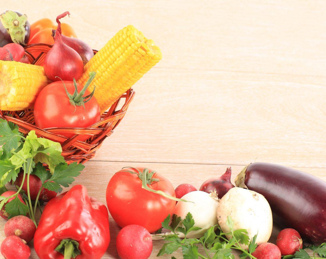 Как перейти на растительную диету за один месяц