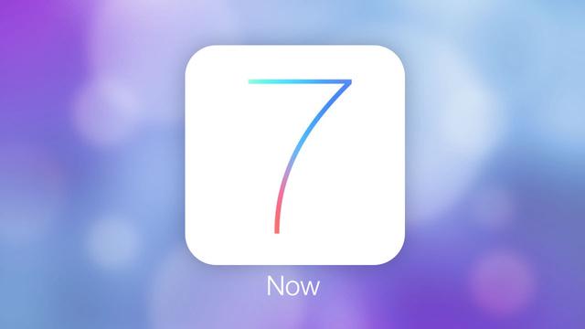 Новые обои из iOS 7, специально созданные для iPhone 5S и iPhone 5C
