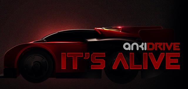 Anki Drive: реальная виртуальность уже на следующей неделе