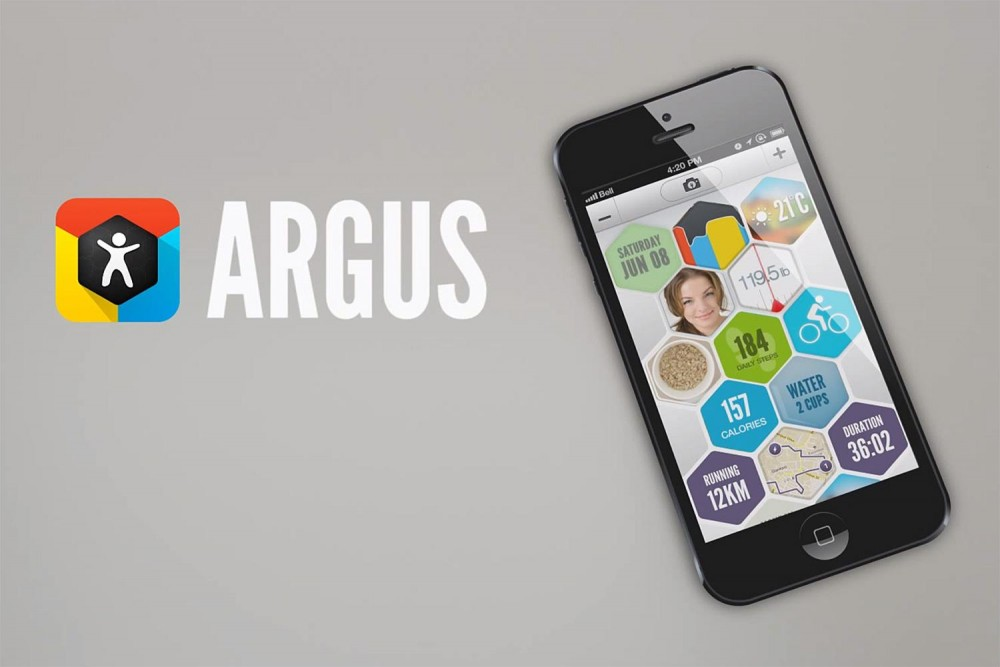 Argus — статистика всей активности в вашем кармане