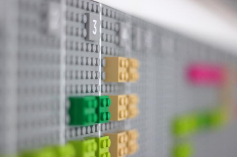Как сделать менеджер задач из конструктора LEGO