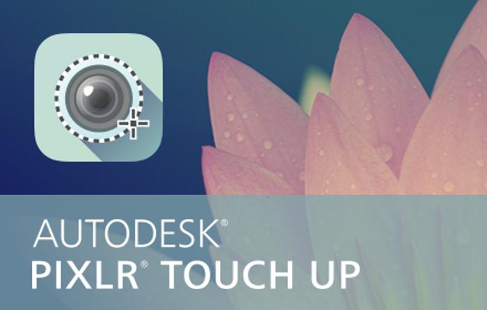 Pixlr Touch Up — офлайновый редактор графики для Google Chrome