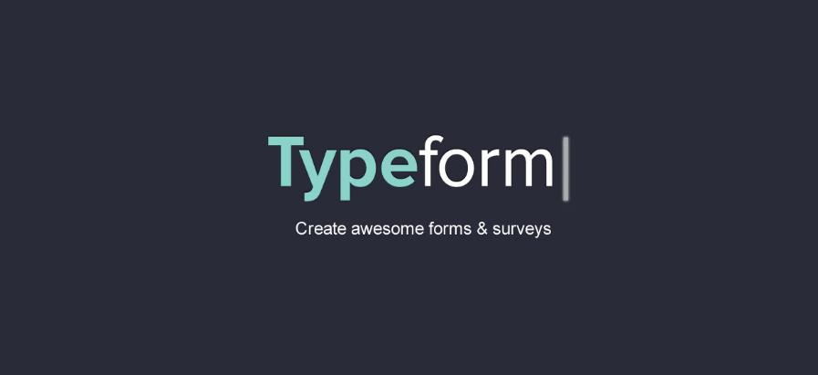 Typeform — удобный сервис для создания опросов