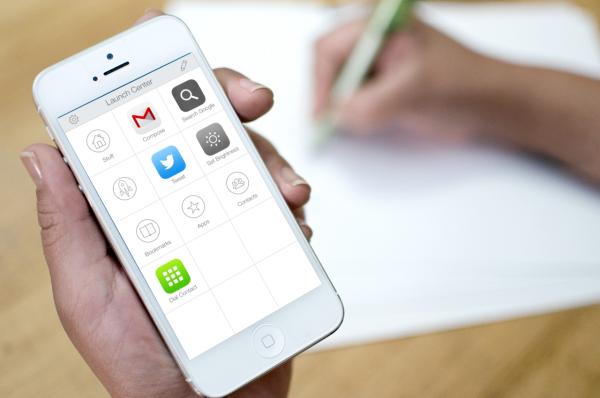 Launch Center Pro — кусочек Android для iOS