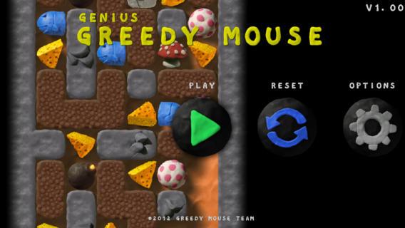 Genius Greedy Mouse: глиняная инди-головоломка