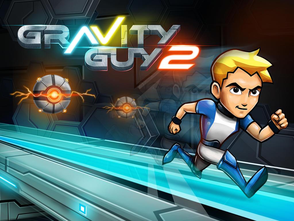 Gravity Guy 2: долгожданное продолжение оригинала (временно бесплатно)