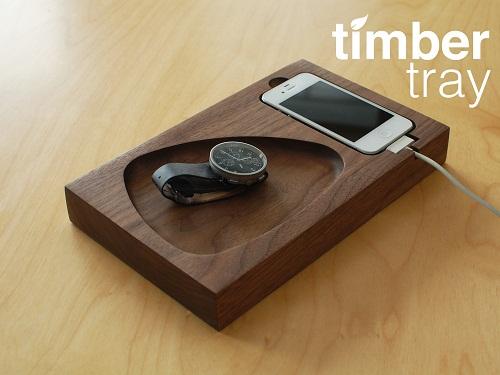 Подставка из дерева для телефона своими руками