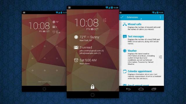 DashClock — информативный виджет с расширениями для Android