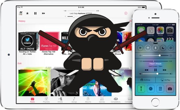 8 скрытых и очень интересных и полезных возможностей iOS 7