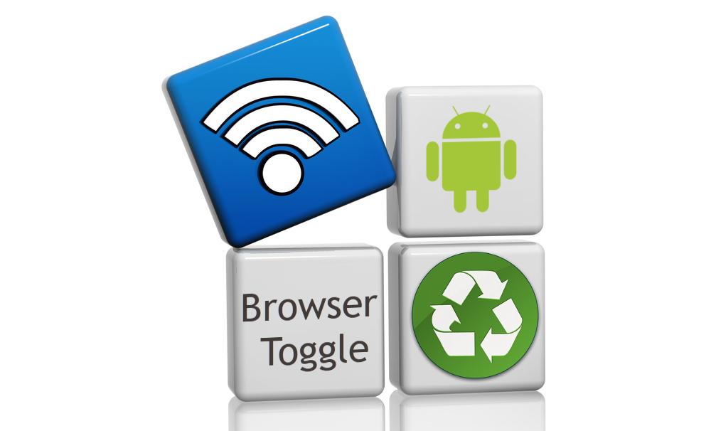 Как в Android применять разные браузеры для разных соединений