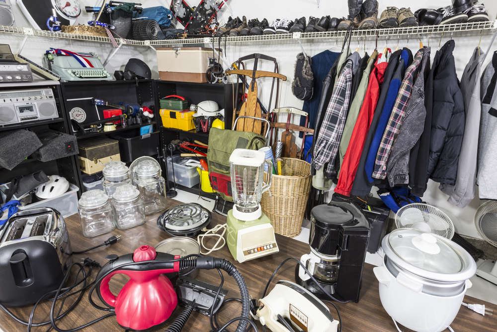 ИНФОГРАФИКА: Как избавиться от беспорядка в доме