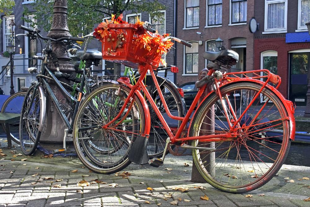 ИНФОГРАФИКА: Лучшие велосипедные города мира