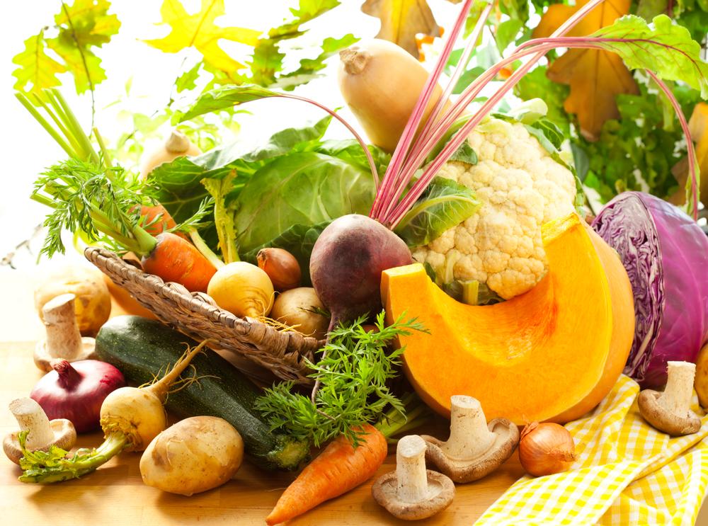ИНФОГРАФИКА: 10 самых полезных осенних плодов